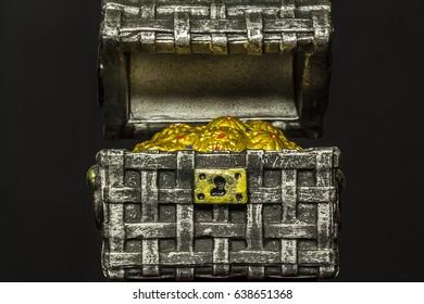 Fantasy Treasure Chest