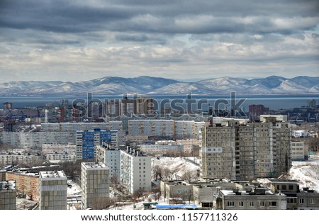 Far East of Russia