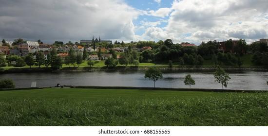 Fare north , Trondheim