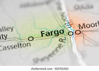 Fargo. North Dakota. USA