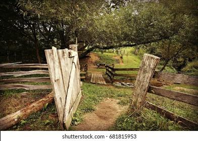 Farm Gate in Fairview NC