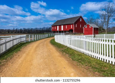 Farm at Gettysburg National Military Park, Gettysburg, PA