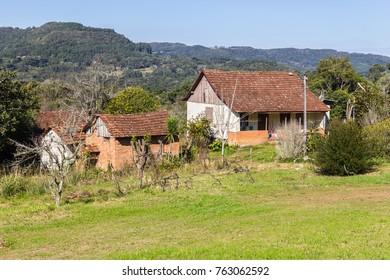 Farm house in Gramado, Rio Grande do Sul, Brazil