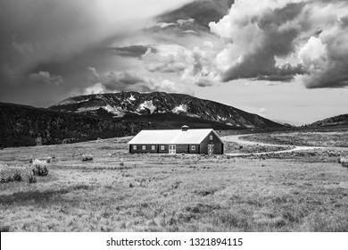 Farm Ranch in Crested Butte, Colorado, USA