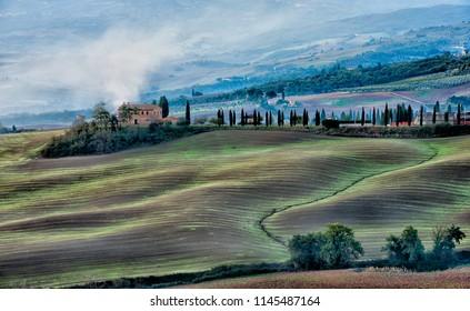 Farm in San Quirico d´Orcia, Tuscany