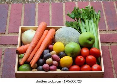 Farm Share Produce, Community Supported Agriculture (CSA) Farm Share Produce