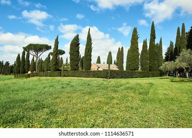 Farm in Via Apia, Rome