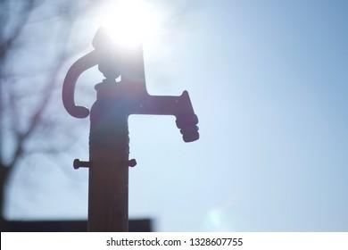 Farm Water Spigot