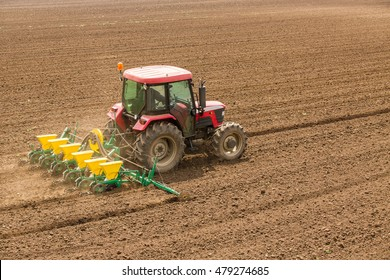 Seed Sowing Machine Images Stock Photos Vectors Shutterstock