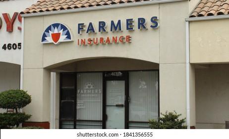 Farmers Insurance at Stockdale Town Center Bakersfield, CA - October 26, 2020