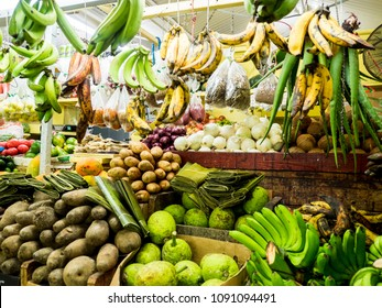 Farmers Market in Puerto Rico