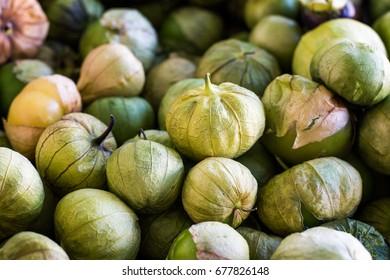 Farmer's Market Tomatillo