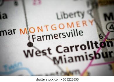 Farmersville. Ohio. USA