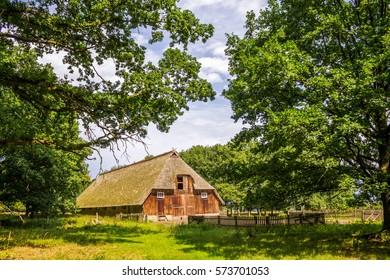 Farmhouse, Luneburg, Heide