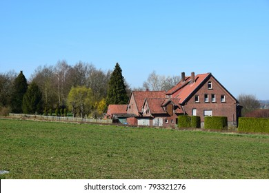 Farmhouse in Schaumburg/Lower Faxony