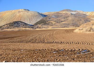 Farming or Mine Reclamation