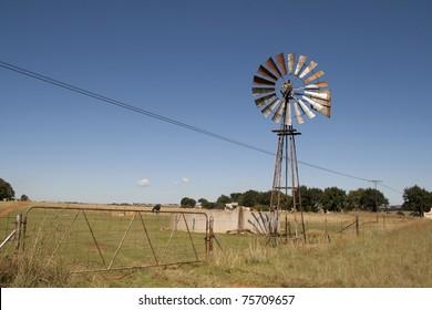 Farming Windmill
