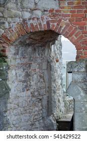 Farnham Castle arch