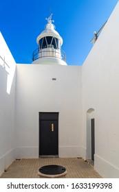 Faro de l'Albir. Albir lighthous, near Albir in Alicante province, Spain