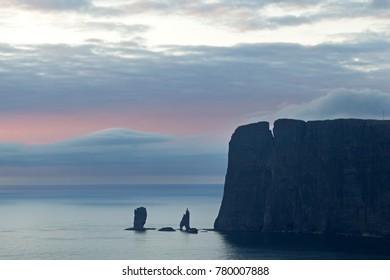 Faroe island, Risin og kellingin, Eiði , Eysturoy