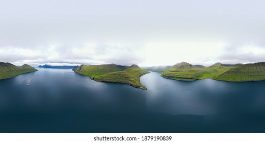 Faroe Islands 360 degrees pictures