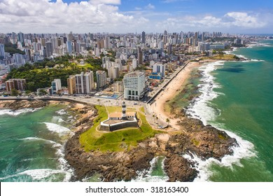 Farol da Barra - Salvador - Bahia Brazil