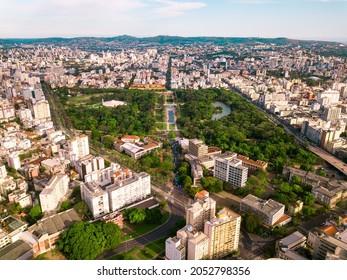 Farroupilha Park in Porto Alegre - Brazil