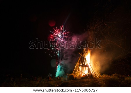 New Book out - FIRE Fascination, Firework and Festival
