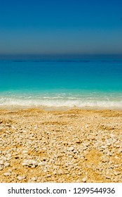 Fascinating beauty and magical blue on the Greek island Lefkada