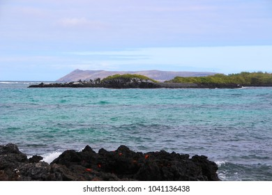 Fascinating landscape in the Galapagos Islands