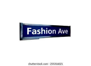 Fashion Ave