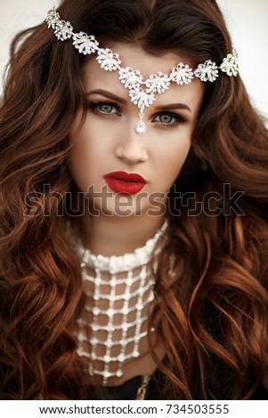 Criticising Redhead teen tiara
