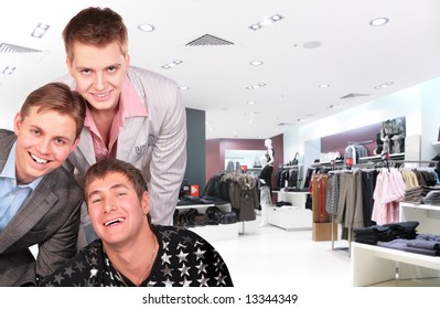 fashion boys upper clothes shop