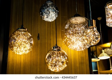 Fashion ceiling lamps.