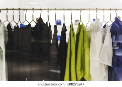 Fashion Clothing Shop Boutique Concept