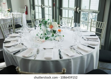 Fashion designed restaurant for celebration