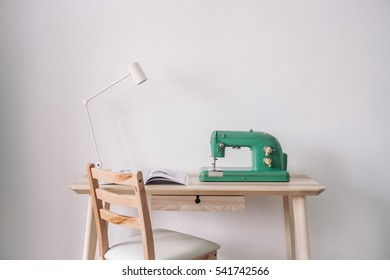 Fashion designer desk & chair