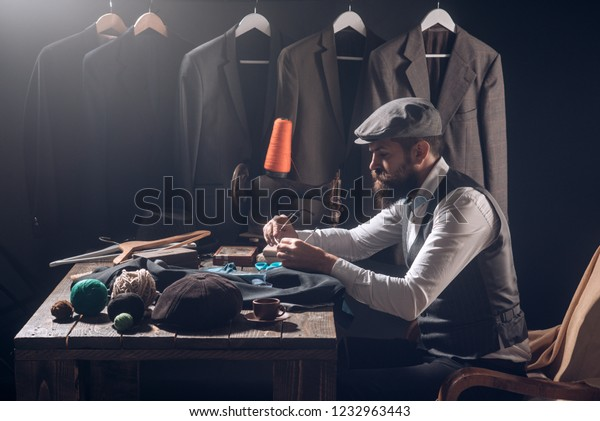 Fashion Designer Work Business Dress Code Stock Photo Edit Now 1232963443