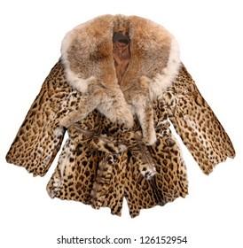 fashion fur coat