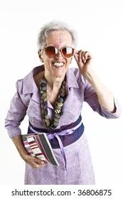 fashion grandma