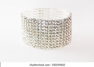 Fashion Jewelry cubic zirconia diamond bracelets
