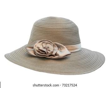 Fashion lady hat
