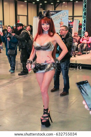 Bikini contest st petersburg have hit