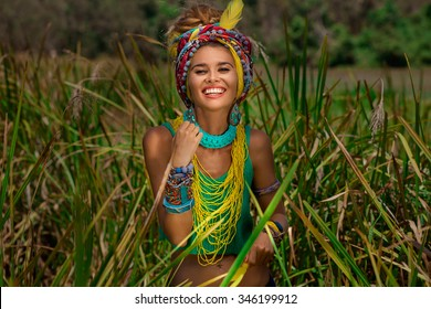 Drama A central tool that plays an important role Battleship  Jungle Fashion Model Images, Stock Photos & Vectors | Shutterstock