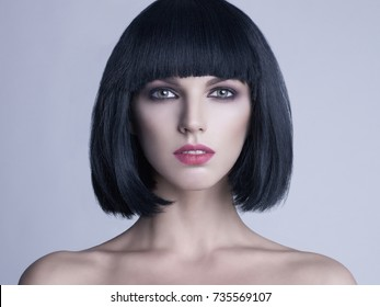500 Bob Haircut Pictures Royalty Free Images Stock Photos And