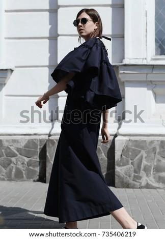fa0fb5dd582b9 Fashion Photo Street Style Fashion Professional Stock Photo (Edit ...
