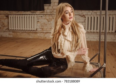 Latex Casual Pants Images, Stock Photos & Vectors | Shutterstock