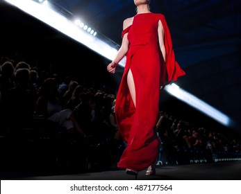 Fashion Show, A Catwalk Event, Fashion Week.
