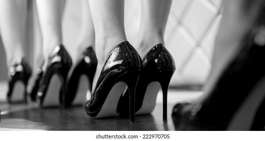 Fashion Show, Catwalk Runway Event, Backstage Photo