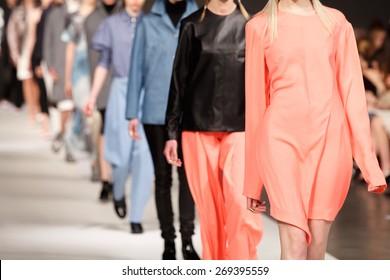 Fashion Show, Catwalk Runway Show Event